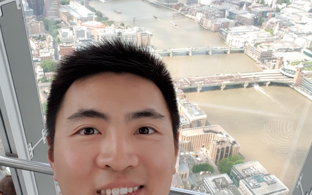 Seeker of knowledge: David Lim, PhD student at Curtin University