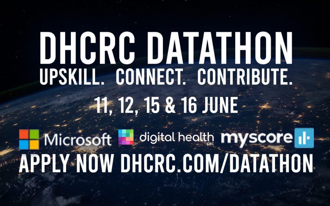 Expression of interest open: DHCRC, Microsoft and MyScoreIT datathon