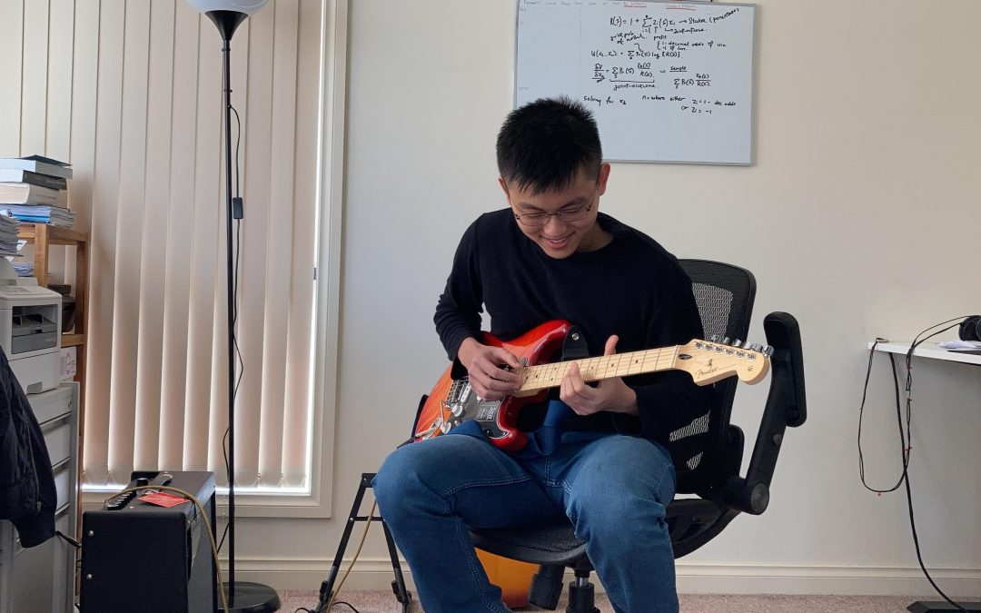 Meet PhD student Harvey Jia Wei Koh, working on our Practice Analytics Project