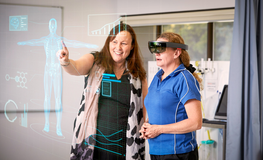 Digital health micro-credentials spark big ideas for Dr Jane Frost