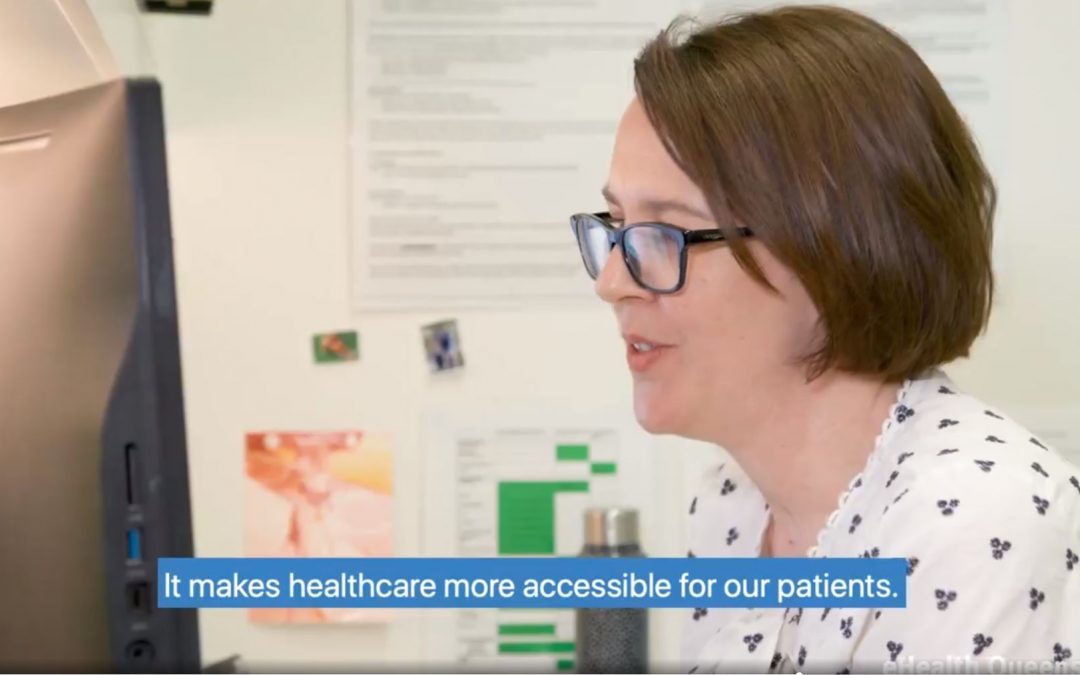 Rachel Lovaszy – how technology can drive transformation of our health system