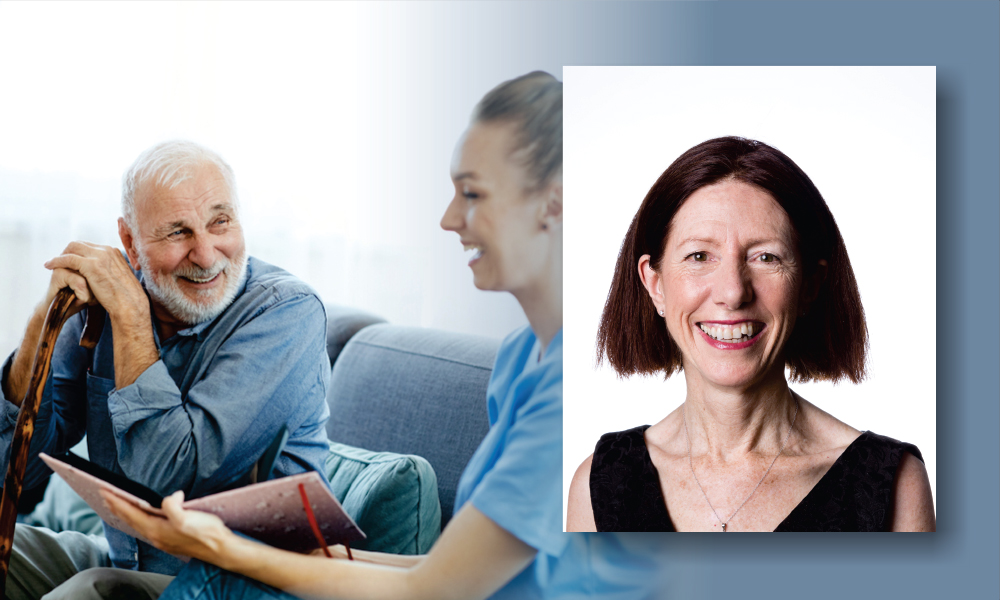 Researcher profile:  Jennifer Marks – making a mindset change to improve aged care