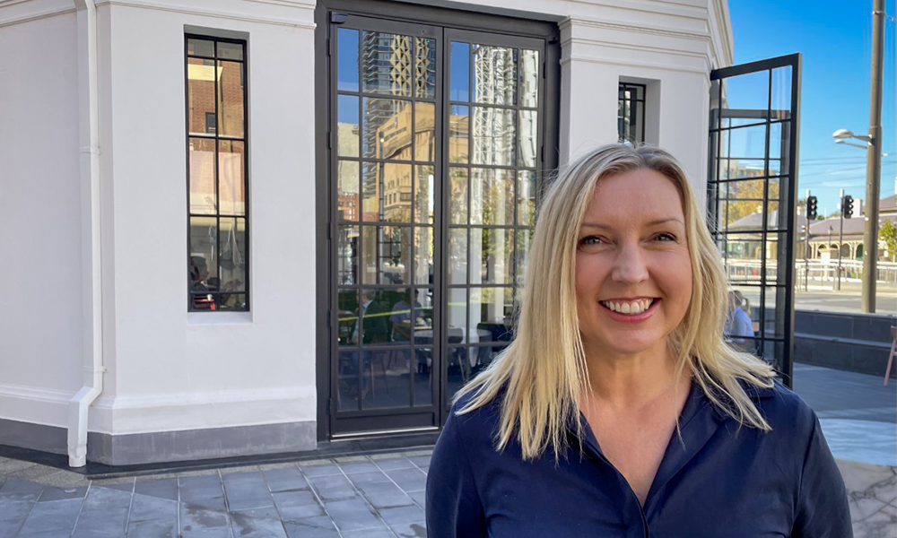 Meet Meagan Snewin – Program Manager